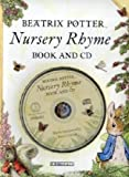 Beatrix Potter Nursery Rhyme Book and CD (Peter Rabbit) [ハードカバー]