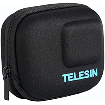 TELESIN Gopro hero7/6/5本体保護ケース 携帯便利 防震 防塵 (8.5×7×5.5)