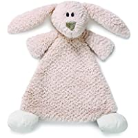 Nat and Jules Rattle Blankie, Belina Bunny by Nat and Jules