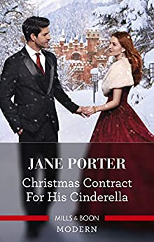 Christmas Contract for His Cinderella by [Porter, Jane]