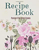 Blank Recipe Book to Write In - Favorite Meals Journal for Every Occasion - Custom Family Cookbook Organizer Book 11
