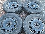 a425 195/65R15 冬4本セット スタッドレス 195/65-15 195-65-15 MICHELIN X-ICE XI2 15インチ鉄ホイール