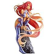 DC COMICS美少女 THE NEW TEEN TITANS スターファイア 1/7スケール PVC製 塗装済み完成品フィギュア