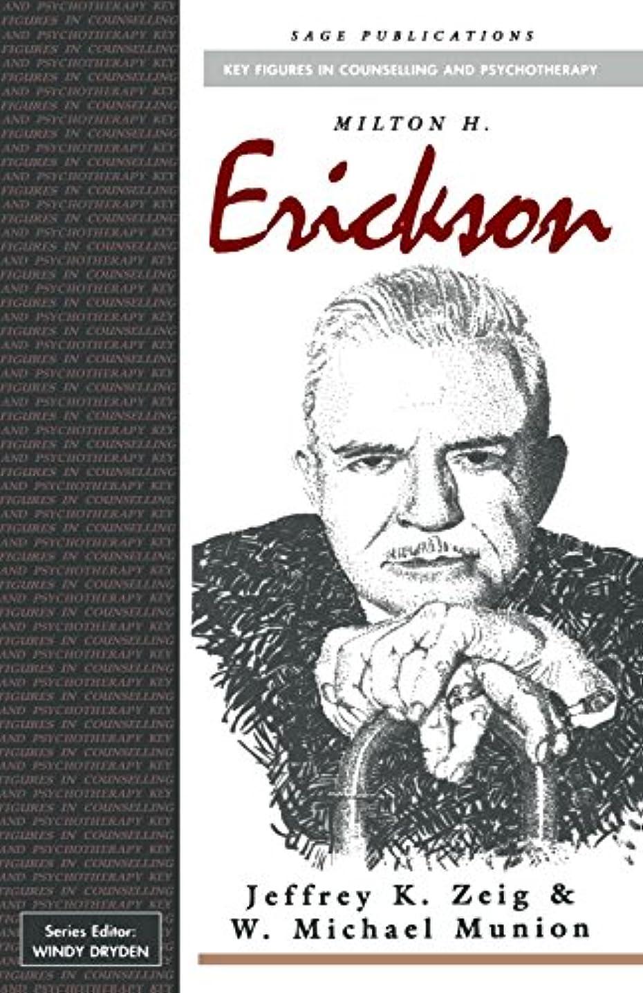 その他矛盾病的Milton H Erickson (Key Figures in Counselling and Psychotherapy series)
