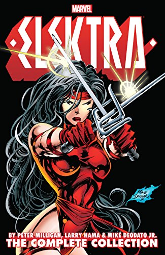 Elektra by Peter Milligan, Larry Hama, & Mike Deodato Jr.: The Complete Collection (Elektra (1996-1998))の詳細を見る