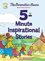 The Berenstain Bears 5-minute Inspirational Stories: Read-along Classics (Berenstain Bears: Living Lights: A Faith Story)