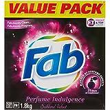 Fab Laundry Powder, Sublime Velvet, 1800g