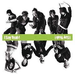 PUSHIM, RHYMESTER, HOME MADE 家族, マボロシ, May J「I Say Yeah!」のジャケット画像