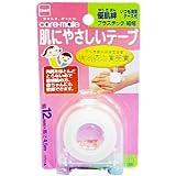 優肌絆 肌にやさしいテープ プラスチック 12mm×4.5m 1本