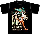初音ミク レーシングVer.2016 Tシャツ 2