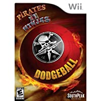 Pirates Vs Ninja Dodgeball