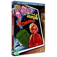 Stowaway [DVD] by Shirley Temple