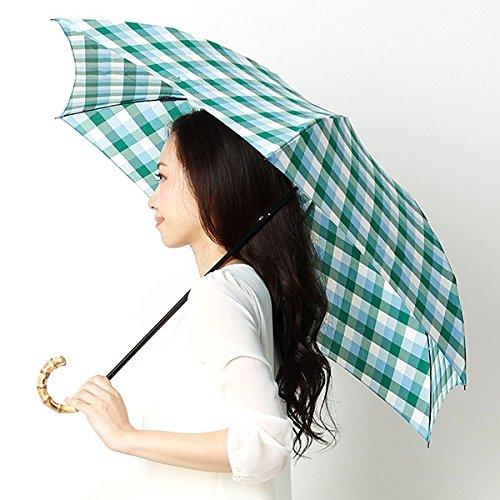 マッキントッシュ フィロソフィー(MACKINTOSH PHILOSOPHY) 【UV加工付】折りたたみ傘【62 グリーン/55】