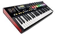 Akai Professional USB MIDIキーボード 49鍵 LCDディスプレイ 1万音源 VIPソフト付属 ADVANCE 49