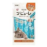 アイリスオーヤマ 猫用おやつ ナピューレ かつお 猫 4本