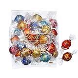 リンツ (Lindt) チョコレート リンドール 10種類アソート 詰め合わせ [Aタイプ] 個包装 30個入りセット