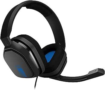 Astro ゲーミングヘッドセット PS4 対応 A10-PSGB ブルー ヘッドセット 有線 Dolby  7.1ch 3.5mm usb A10 PS4/PC/Xbox/Switch/スマホ 国内正規品 2年間メーカー保証
