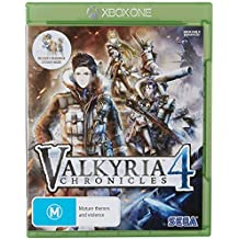 Valkyria Chronicles 4 Legendary Edition (Xbox One)