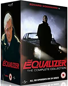 The Equalizer - The Complete Collection [DVD] [Import anglais]