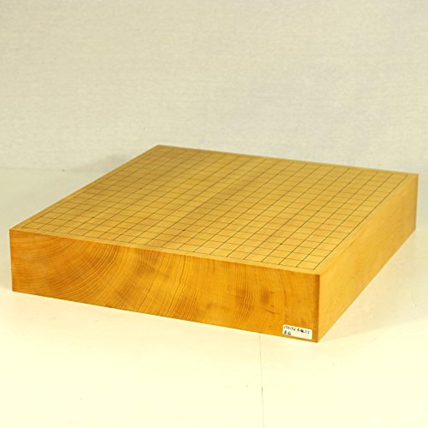 悲観的同時税金本榧碁盤3寸柾目卓上一枚板