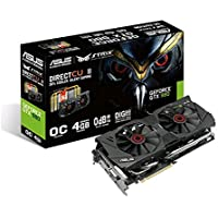 ASUSTek STRIXシリーズ NVIDIA GeForce GTX980搭載ビデオカード オーバークロック メモリ4GB STRIX-GTX980-DC2OC-4GD5