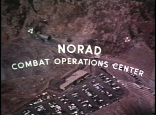 NORAD, North American Aerospace Defense Command