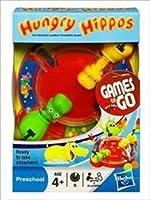Hasbro 27470 Hungry Hungry Hippos Travel