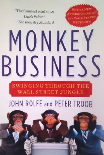 Monkey Businessの詳細を見る