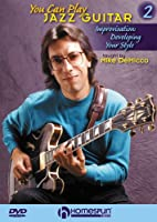 You Can Play Jazz Guitar 2 [DVD] [Import]