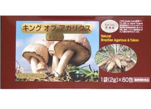 東栄新薬 キングオブアガリクス顆粒 2.0g×60袋