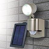 ELPA 屋外用LEDセンサーライト ソーラー式 3wLED 1灯 ESL-301SL