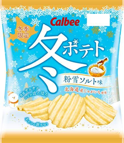 冬ポテト(粉雪ソルト味)の通販の画像