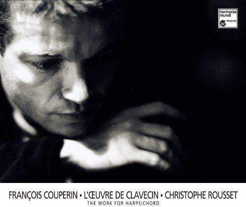 フランソワ・クープラン : クラヴサン曲全集 (Francois Couperin : L'ceuvre de Clavecin ~ The Work For Harpsichord / Christophe Rousset) (全262曲) (8枚組) [SACDシングルレイヤー]