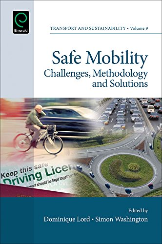 Safe Mobility: Challenges, Methodology and Solutions (Transport and Sustainability)