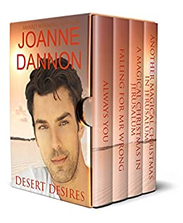 [Dannon, Joanne]のDesert Desires: Four romances in one exotic set (English Edition)