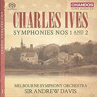 Ives: Orchestral Works Vol 1