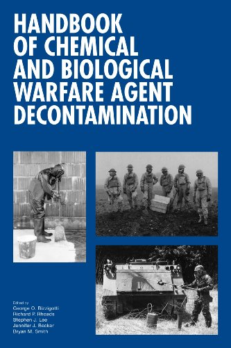 Download Handbook of Chemical and Biological Warfare Agent Decontamination 1906799067