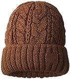 (ビラボン)BILLABONG [ ユニセックス ] ニット キャップ ( 単色 ソリッド カラー ) 【 AH012-937 / KNIT BEANIE 】 ビーニー 帽子 AH012-937 BRN BRN_ブラウン F