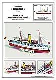 1:250 ハンブルグ港博物館船シャーホン