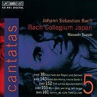 Bach: Cantatas-Vol. 5 (2000-08-05)