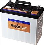 HEXA [ ヘキサ ] 国産車バッテリー [ Maintenance Free Battery ] HE 60B24R