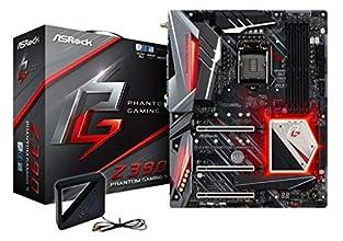 ASRock Intel Z390 チップセット搭載 ATX マザーボード Z390 Phantom Gaming 9