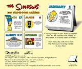 Official The Simpsons Desk Block 2014 Calendar (Desk Block Calendars 2014)