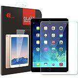 1byone 日本製高品質の強化ガラスを採用 硬度9H超薄0.33mm iPad mini1/iPad mini2/iPad mini3用透明強化ガラス 保護フィルム