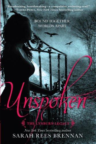 Download Unspoken (The Lynburn Legacy Book 1) (English Edition) B007M2AY96