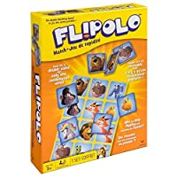 Cardinal Flipolo Matching Game%カンマ% One Size%カンマ% Multicolor [並行輸入品]