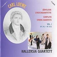 Loewe: String Quartets