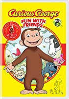 Curious George: Fun With Friends [DVD] [Import]