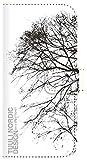 For Y!mobile DIGNO C 404KC ストラップホール付 jiang おしゃれ かわいい 98-404kc-ds0005 ダイアリーケース 手帳型 スマホケース 999 17 北欧デザイン