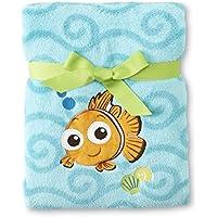 [ディズニー]Disney Baby Finding Nemo Fleece Plush Blanket 5367210 [並行輸入品]